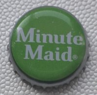 (LUXPT) - BE-P 3 - Capsule Bouteille Soda Minute Maid - Belgique-Belgié - Soda