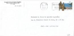 Portugal Cover With MÊS DA QUALIDADE Cancel - 1910-... République