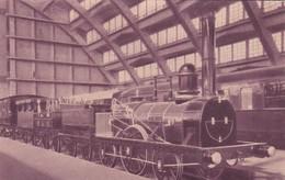 BRUXELLES / BRUSSSEL / EXPO 1935 / PREMIERE LOCOMITVE DE 1835 EERSTE LOCOMOTIEF - Universal Exhibitions