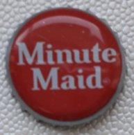 (LUXPT) - BE-P 8 - Capsule Bouteille Soda Minute Maid - Belgique-Belgié - Soda