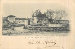21 DIJON  Château Des Gendarmes   2scans - Dijon