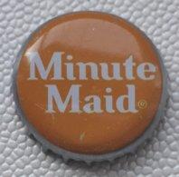 (LUXPT) - BE-P 9 - Capsule Bouteille Soda Minute Maid - Belgique-Belgié - Soda