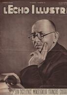 L'Echo Illustré 1945 - Suisse - Fribourg - Monseigneur François Charrière - St.Justin - Evêque - 1900 - 1949