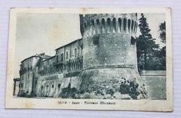 LUGO - TORRIONE SFORZESCO - VIAGGIATA FP - Ravenna