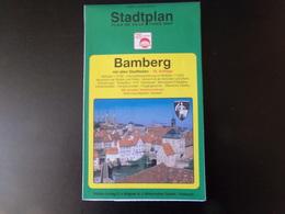 """Plan De Ville """" Bamberg """" - Maps/Atlas"""