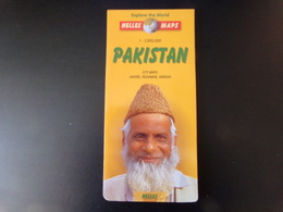 "Explore The World "" Pakistan "" - Maps/Atlas"