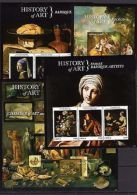 Liberia 2013 History Of Art Painting MNH - Art