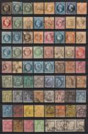 France 1849/1890 - Collection Cérès Napoléon Sage - COTE 1.280 € - B/TB - France