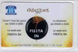 Top Collection - CREA'CARD - FARNIENTE BAR - Tirage : 200 Exemplaires - RARE - Voir Scans - Francia