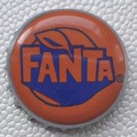 (LUXPT) - BE-P 10 - Capsule Bouteille Soda Fanta Orange - Belgique-Belgié - Soda