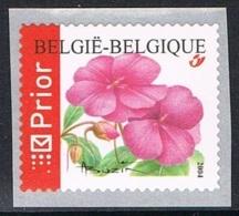 Année 2004 - COB 3347**  (R109**) - Fleur - Impatiens -  Cote 2,30€ - Coil Stamps