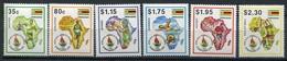 Simbabwe Zimbabwe Mi# 558-63 Postfrisch/MNH - Sports - Zimbabwe (1980-...)