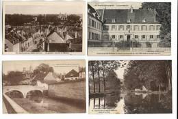 21 - Lot De 18 Cartes Postales De CHATILLON-sur-SEINE ( Côte-d'Or ) - Voir La Liste Ci-dessous - Chatillon Sur Seine