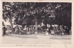 18 : BOURGES : Le Moulin Batard - La Terrasse Du Café - Bourges