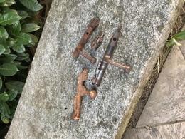 D'origine Française/Lot D'Actions Divers/Pour Fusils/Pièces D'époques Et Originales - Armes Neutralisées