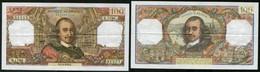 100 F CORNEILLE 2.3.1978 - 1962-1997 ''Francs''