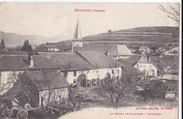 COINCHES (88) L'Ormont. La Roche De Coinches . Eglise Et Ferme - Autres Communes