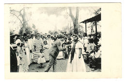 COLOMBIE - COLOMBIA - Traditional Family Celebration - Oblit. Panama - Colombie