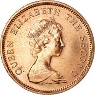 Monnaie, Jersey, Elizabeth II, New Penny, 1971, SPL, Bronze, KM:30 - Jersey