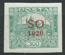 Silesie Orientale     Yvert N° 15  *    Aab 27518 - Silesia (Lower And Upper)