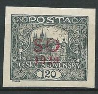 Silesie Orientale     Yvert N° 13  *    Aab 27519 - Silesia (Lower And Upper)