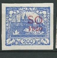 Silesie Orientale     Yvert N° 14  *    Aab 27520 - Silesia (Lower And Upper)