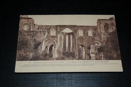 10568       LES RUINES DE L'ABBAYE D'AULNE, LE CHOEUR ET LE TRANSEPT DE L'EGLISE ABBATIALE - 1921 - Thuin