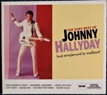 Johnny Hallyday - Coffret 2 CD - 40 Titres . - Compilations