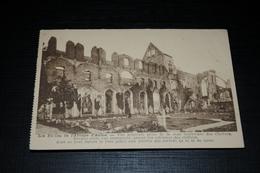 10569       LES RUINES DE L'ABBAYE D'AULNE, VUE GENERALE - Thuin