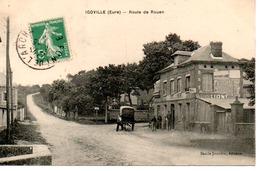 IGOVILLE  ROUTE DE ROUEN - Frankreich