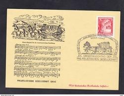Austria. Notes. Song. Horses. - Horses