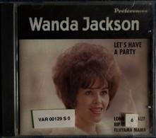 Wanda Jackson - 16 Titres . - Rock