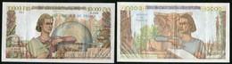 10000 F VICTOIRE 6.11.1952 - 1871-1952 Anciens Francs Circulés Au XXème