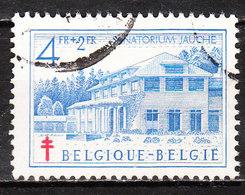 839  Antituberculeux - Bonne Valeur - Oblit. - LOOK!!!! - Belgique