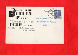 G0204 - Quincaillerie BUTHEY Pierre - D39 - Dole