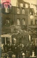 RÜSSELSHEIM - 20 August 1911 - BRAND KATASTROPHE Der OPEL WERKE - SET MIT 2 SELTENE Und EINZIGARTIGE FOTOKARTEN - (Numér - Rüsselsheim