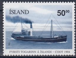 "+Iceland 2004. Trawler ""Coot"". AFA 1039. MNH(**) - Nuovi"