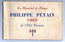 PETAIN Philippe Marèchal De France Chef De L'Etat Français - Documents Historiques