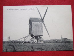 """45 - DARVOY - """" LE MOULIN """" - VUE GENERALE -------- """" TRES RARE """" - - Other Municipalities"""
