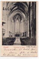 DEPT 70 : Précurseur édit. Libr. Valot B 12013  : Luxeuil Intérieur De L'église - Luxeuil Les Bains