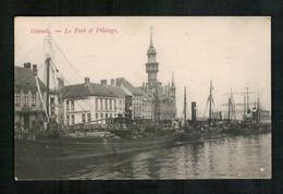 OOSTENDE - 1907 - Le Port Et Pilotage - Oostende