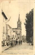 MANDUEL-cous Jean-Jaurès (état) - Other Municipalities