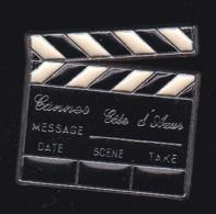 63852- Pin's-Cinema.Festival De Cannes. - Cinéma