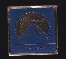63874- Pin's-Paramount.viacom Company.Cinema. - Cinéma