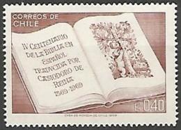 CHILI N° 338 NEUF - Cile