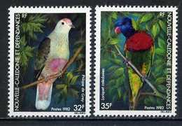 Nouvelle-Calédonie YT 462-463 XX / MNH Oiseau Bird Animal Wildlife - Neufs