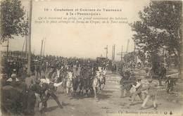 Coutumes Et Courses De Taureaux à La Provençale - Non Classés