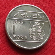 Aruba 1 Florin 1995 KM# 5 *V2 - [ 4] Colonies