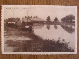 BEERSSE De Vaart En Aanlegplaats Anvers Antwerpen België Belgique Carte Postale Postcard Belgium - Beerse
