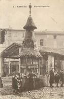 ANDUZE Place Couverte - Anduze